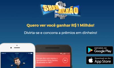 Promoção Show do Milhão SBT