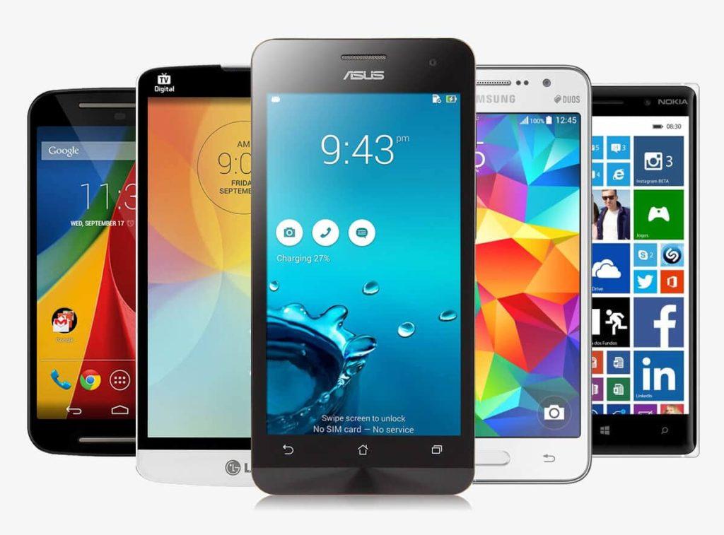 Smartphones e Celulares com até 50% de desconto