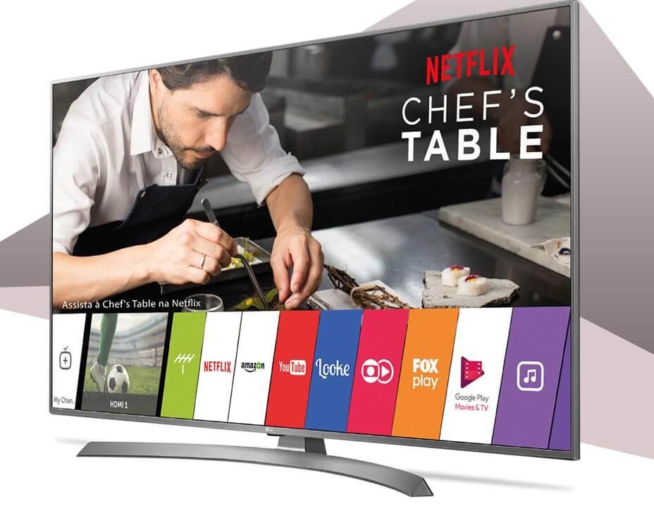 TVS LED, SMART Tv, 4k e HD