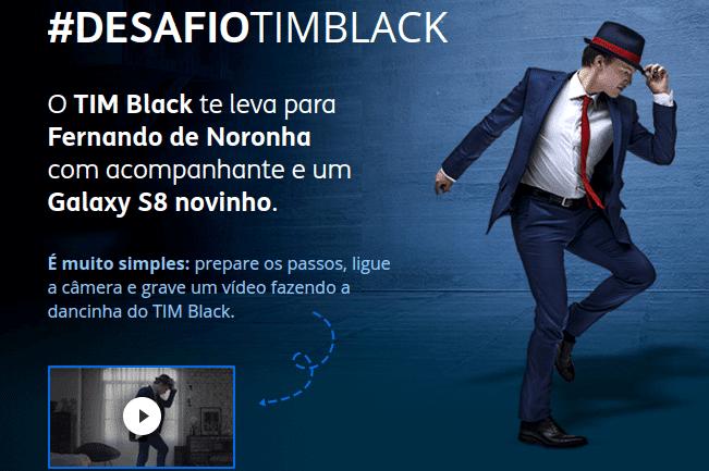 Desafio TIM Black