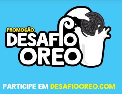 Promoção Oreo Neymar - O desafio que te leva pra Espanha
