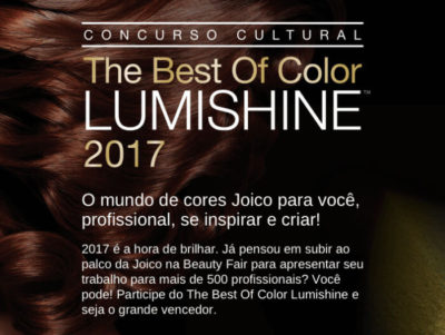 Concurso Joico The Best of color