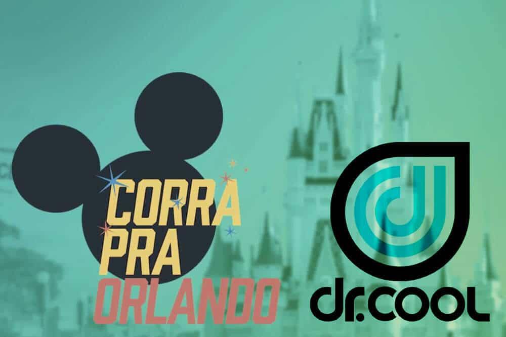 Promoção Dr Cool Corra para Orlando
