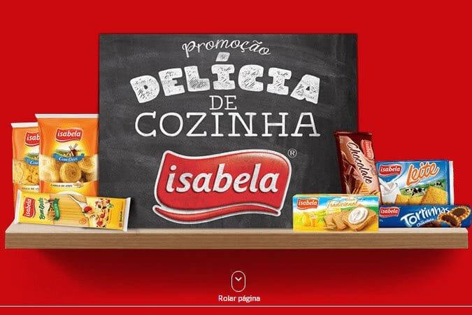 Promoção delícia de cozinha Isabela