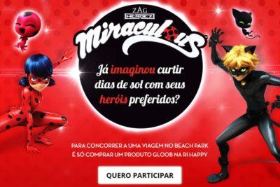 Promoção Ri Happy Miraculous 2017