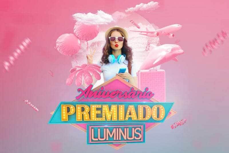 Promoção Aniversário Premiado Luminus Hair