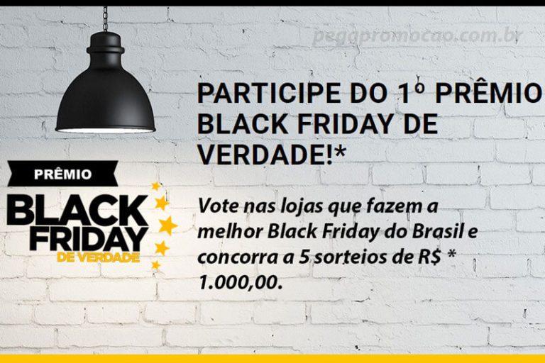 Promoção Black Friday de Verdade
