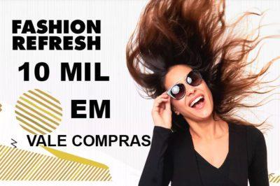 Promoção Fashion Refresh glamour.com