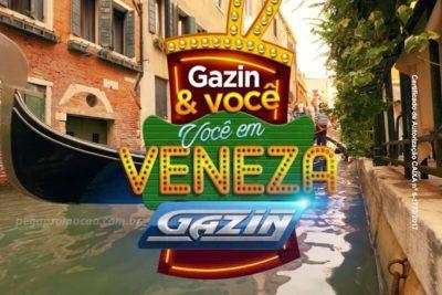 Promoção você em Veneza Gazin