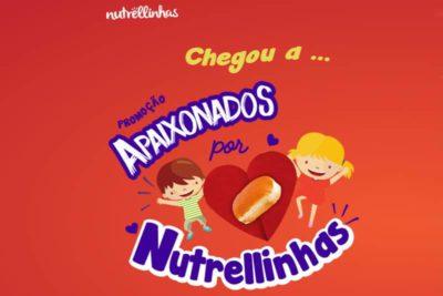 Promoção Apaixonados por Nutrellinhas