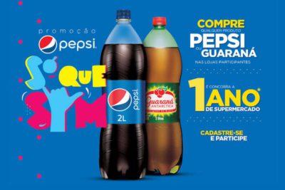 Promoção Pepsi Guraná Só que sim 2017