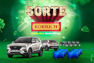 Promoção Sorte Koerich Gente Boa Gente Nossa