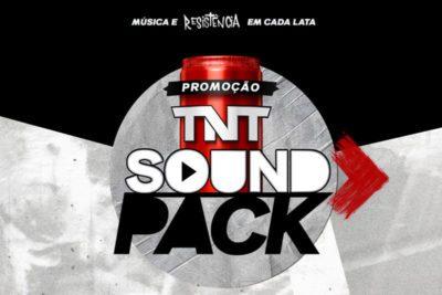 Promoção TNT Sound Pack