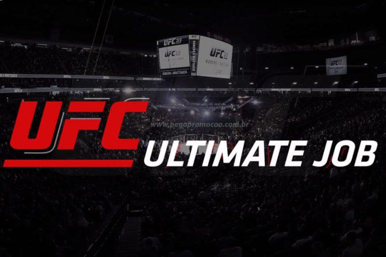 UFC Ultimate Job