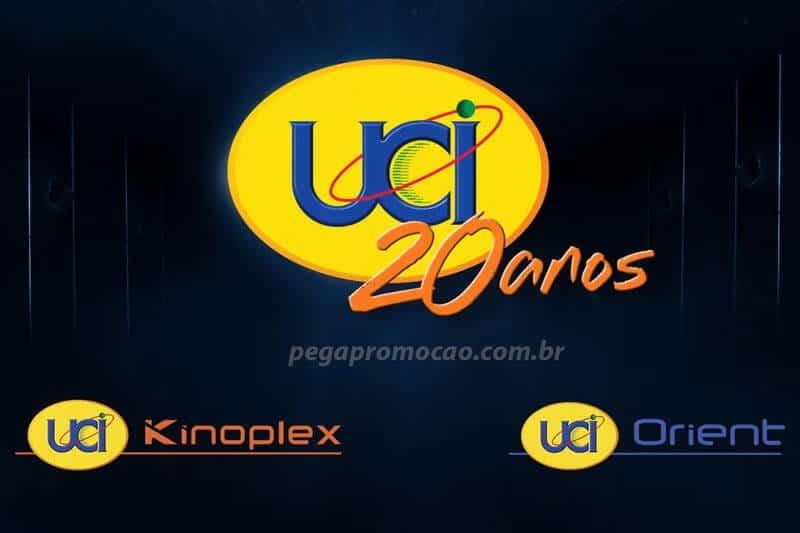 Promoção Ciname UCI