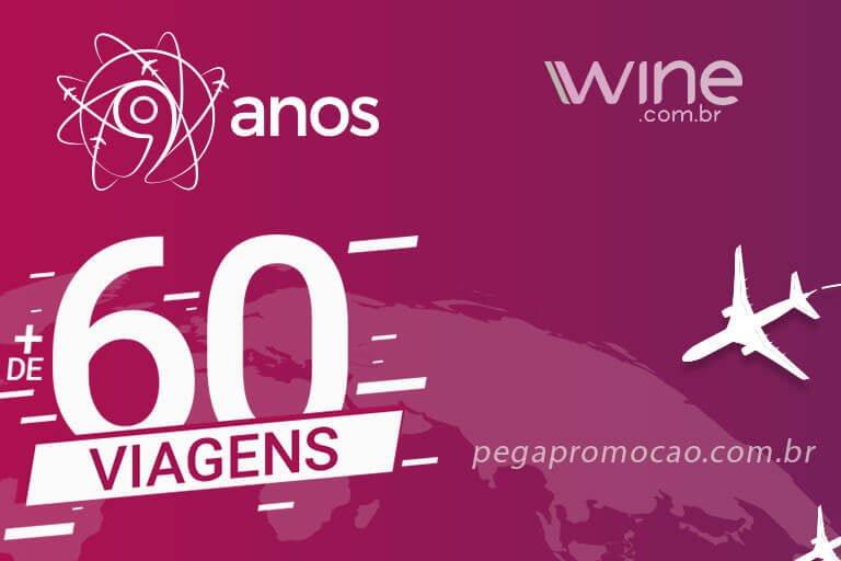 Cadastre-se na promoção Wine.com.br