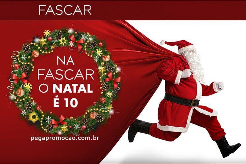 Promoção de Natal Fascar 2017