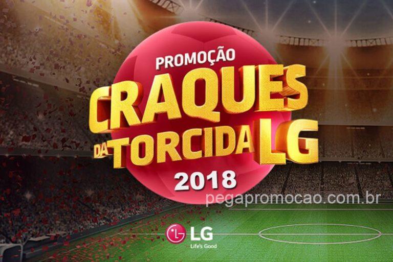 Promoção LG Craques da Torcida 2018