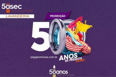 Promoção 50 anos 5asec Lavanderia