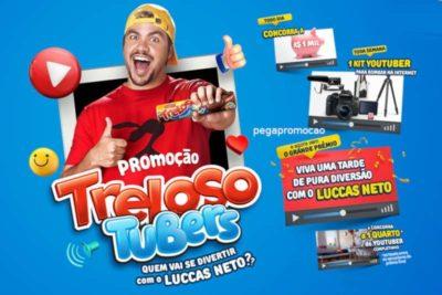 Promoção Treloso Tubers Lucas Neto