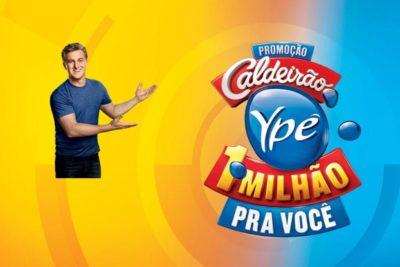 Promoção Ypê Caldeirão do Huck 2018