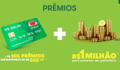 Promoção Guaraná Patrimônio do Brasil - Sorteio de 1 milhão