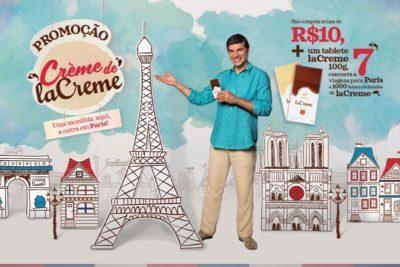 Promoção Creme La Creme Cacau Show