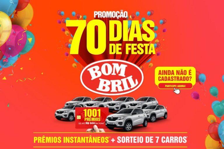 Promoção Bombril 70 dias de festa