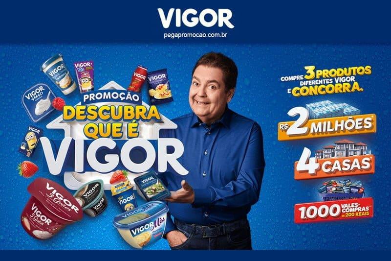 Promoção Vigor 2018 - Descubra o que é Vigor