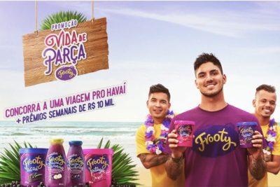 Promoção Frooty 2018, vida de parça Gabriel Medina