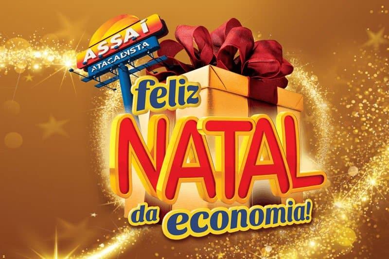 Promoção Assaí Feliz Natal 2018