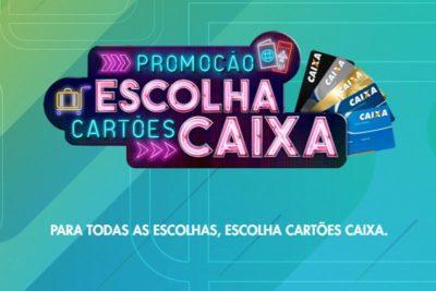 Promoção Cartão Caixa Escolha Certa - Concorra a 70 viagens
