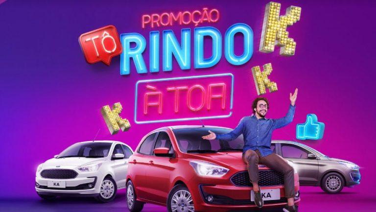 """Promoção """"tô rindo à toa"""" Cartões Bradesco Bradescard Visa"""