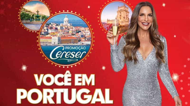 Promoção Cereser 2019 Você em Portugal