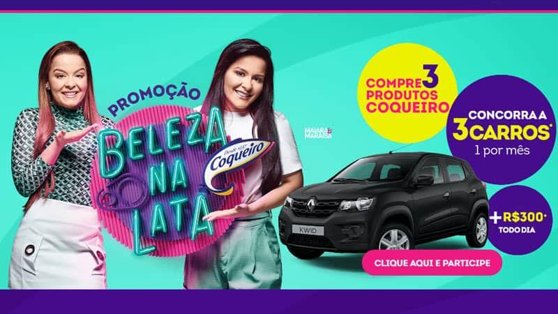 Promoção Beleza na Lata Coqueiro 2020