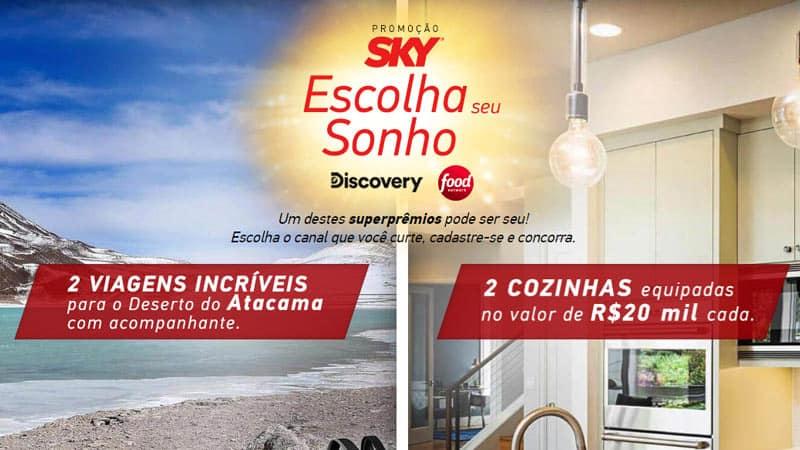 Promoção SKY 2020 -