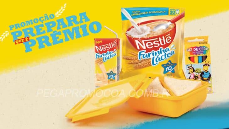 Promoção Nestlé 2020 Comprou, Ganhou