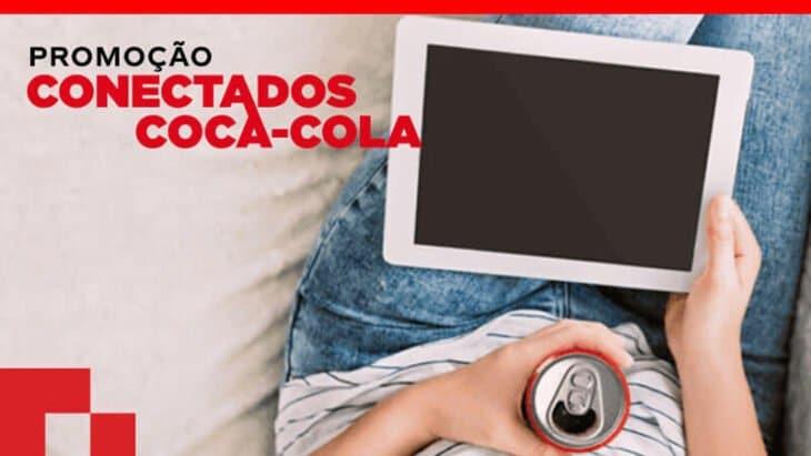 Promoção Conectados Coca Cola vai sortear tablets e notebooks