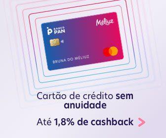Cartão de Crédito com anuidade gratuita e receba o dinheiro de volta