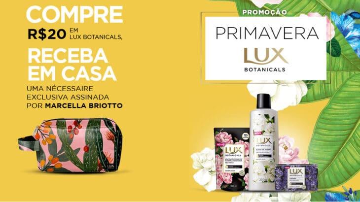 Promoção Sabonete Lux Primavera. Ganhe brindes e sorteios Bicicletas Elétricas