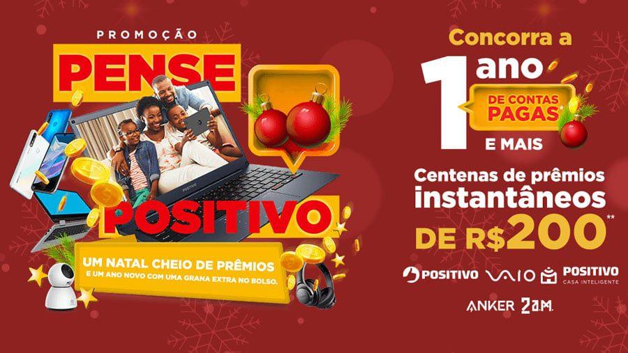 Promoção Positivo Natal