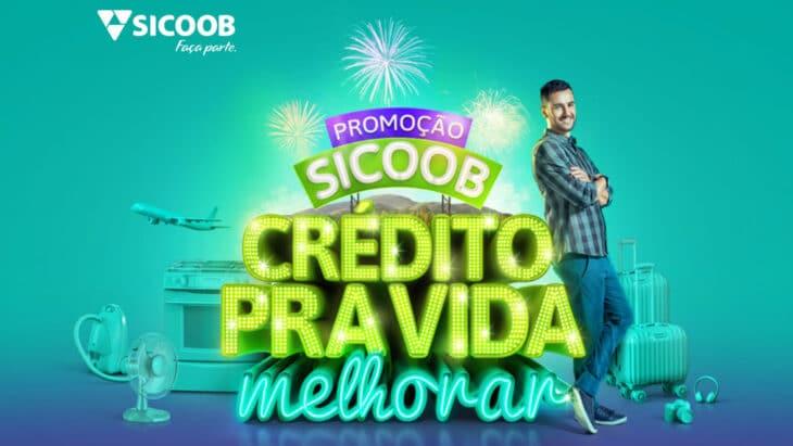 Promoção Sicob Credito para a vida melhorar