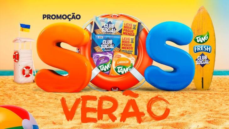Promoção Tang, Club Social e Fresh - SOS Verão 2021