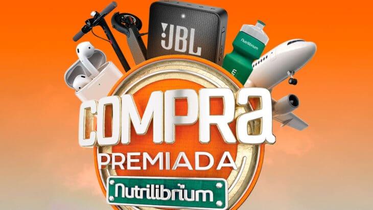 Promoção Nutrilibrium Compra Premiada