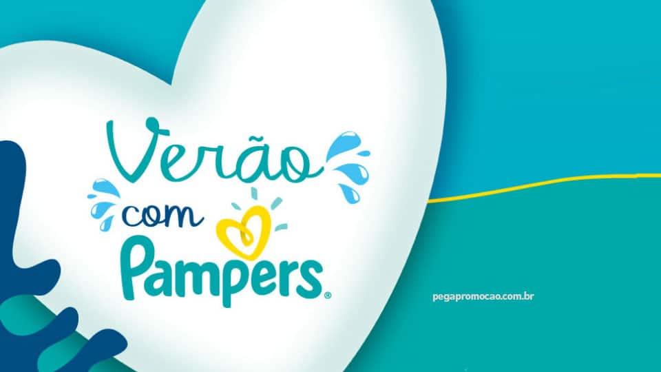 Promoção Verão com Pampers