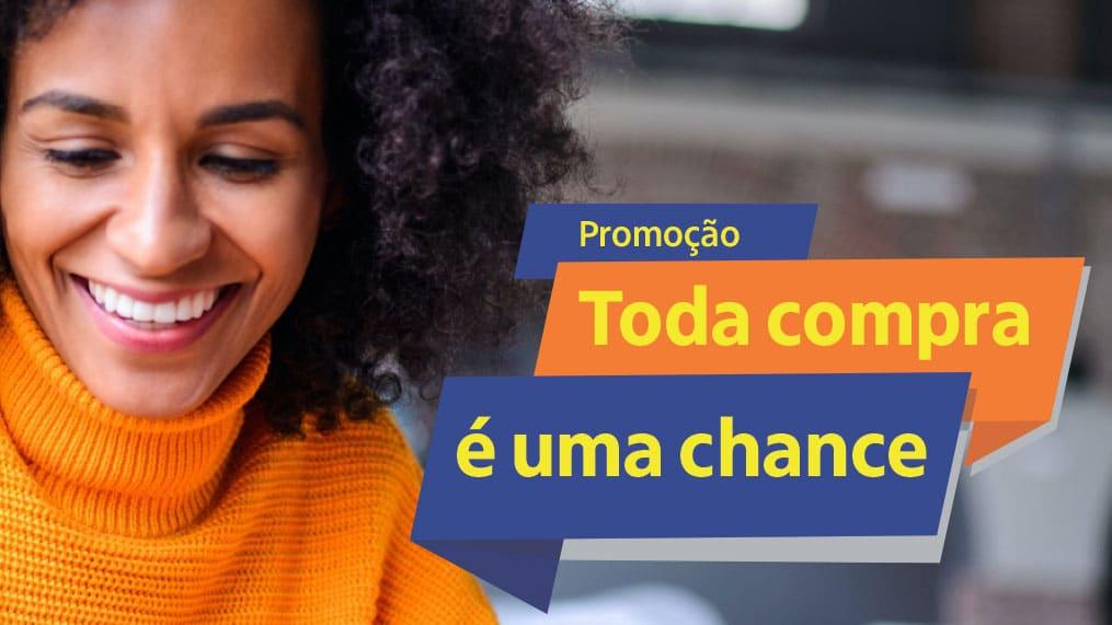 Promoção Toda Compra é uma Chance Visa Itaucard