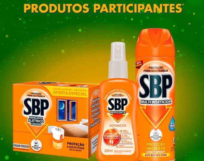Produtos participantes da Promoção SBP Mão na Roda - Atacadão e Assaí