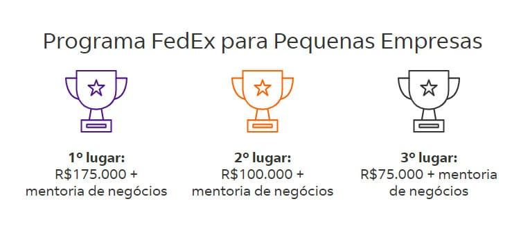 Promoção Fedex Para Pequenas Empresa - Ajuda de até 175 mil para o seu negócio