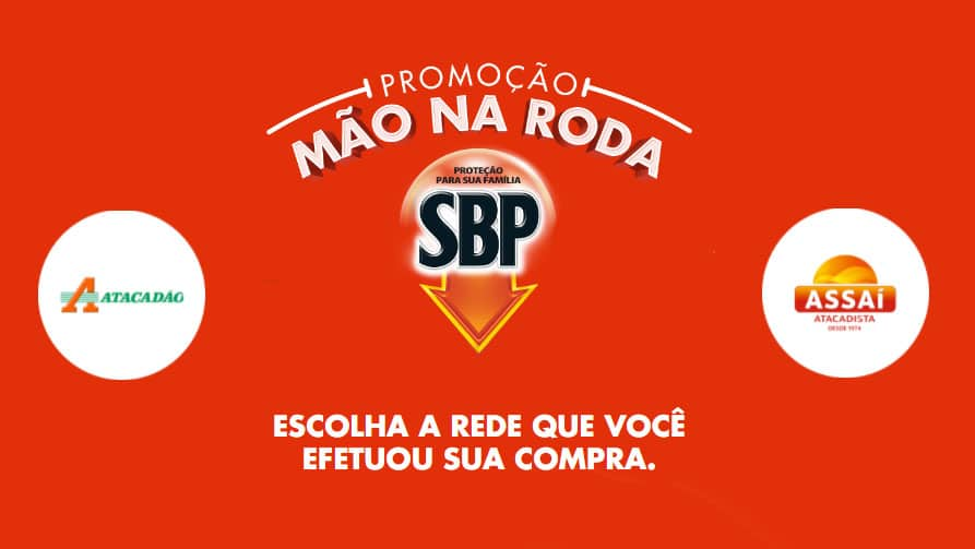 Lojas participantes (Atacadão e Assaí) Promoção SBP Mão na Roda - Atacadão e Assaí Promoção SBP Mão na Roda