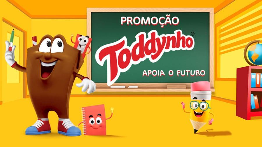 Promoção Toddynho Apoia o Futuro - Prêmios de até 200 mil
